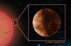 location of earthlike planet