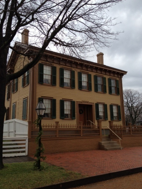 Abraham Lincoln Home, Springfield, Illinois