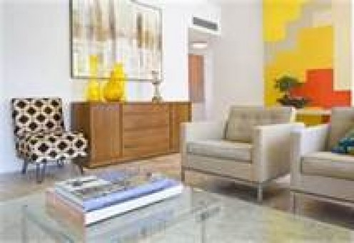 Shop for creative decorating ideas in home design magazines, discount furniture websites and local area flea markets. Look for decorating deals that help you stretch your dollars.  Image credit: http://luxury-deco.com/furniture/page/50/