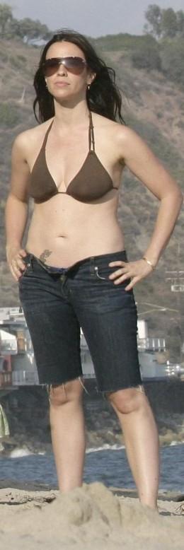Alanis Morissette Tattoo