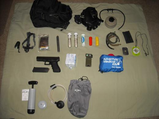 The BOB kit overall