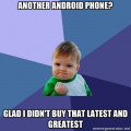 How to Buy An Android Phone That You Won't Regret in a Month, Really (or why I did not buy the Droid RAZR MAXX)