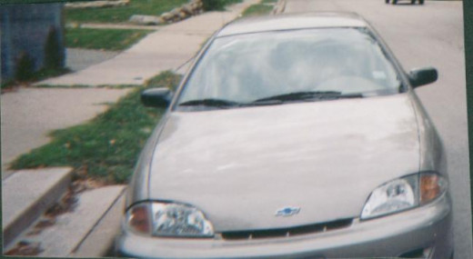 The author's Chevrolet Cavalier  was built by UAW workers in Lordstown, Ohio.