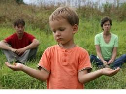 Children get torn between their parents