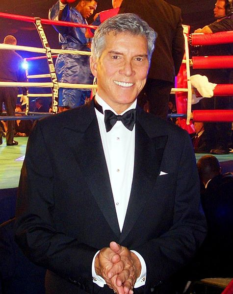 "Michael Buffer, the trademark owner of the phrase ""Let's Get Ready to Rumble!"""