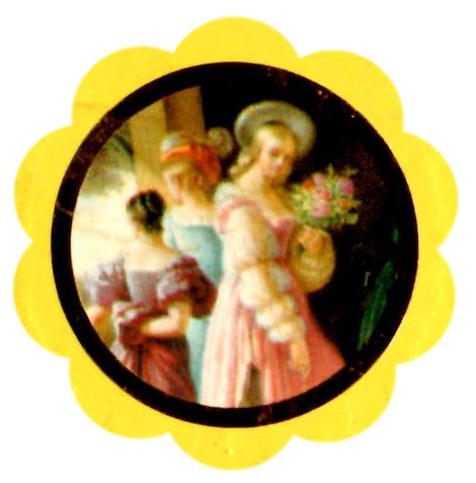 Bal à Versailles logo