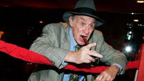 Rest in Peace Bert Sugar, who was the former editor of The Ring magazine and Boxing Illustrated. Sugar was also a boxing historian who could talk boxing for hours on end.