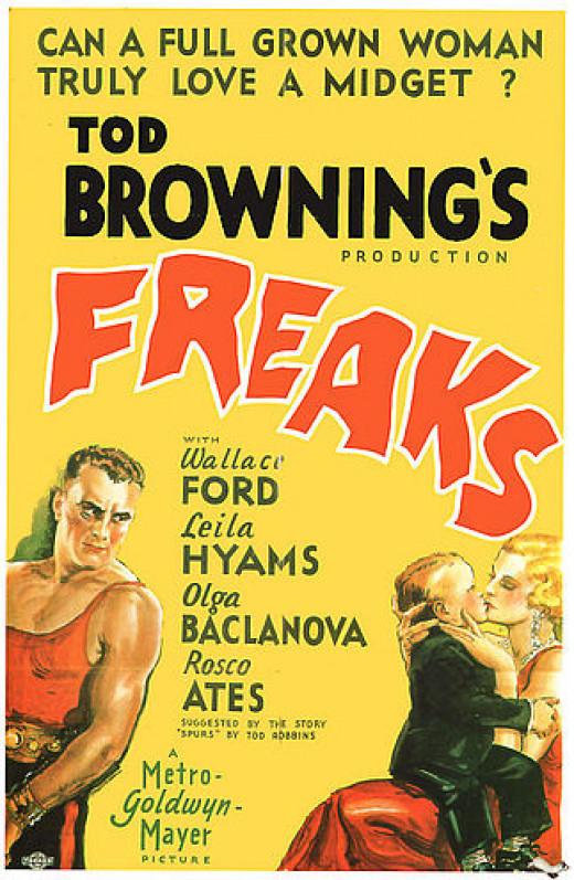 """""""Freaks"""" poster"""