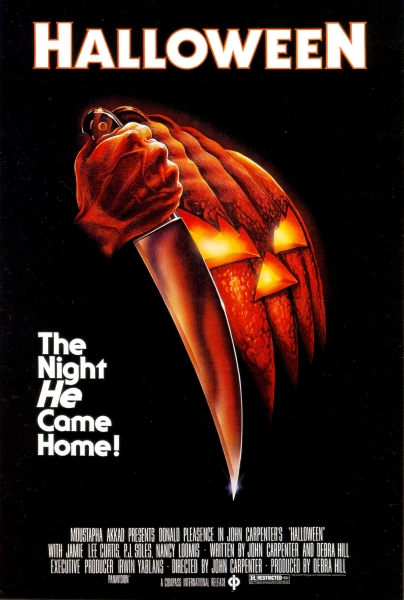 """""""Halloween"""" poster"""