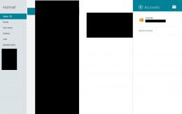 """Click """"Accounts"""" to open the Accounts menu."""