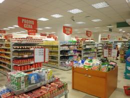 Supermarket, Serbia