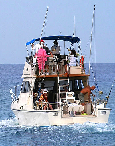 Charter fishing is very popular worldwide, but especially in Australia. All types are catered for right around the coastline.
