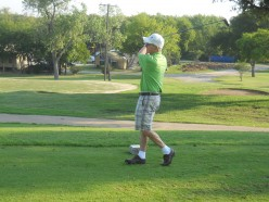 Golfers - Most Important Part of Golf Swing