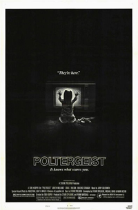"""""""Poltergeist"""" poster"""