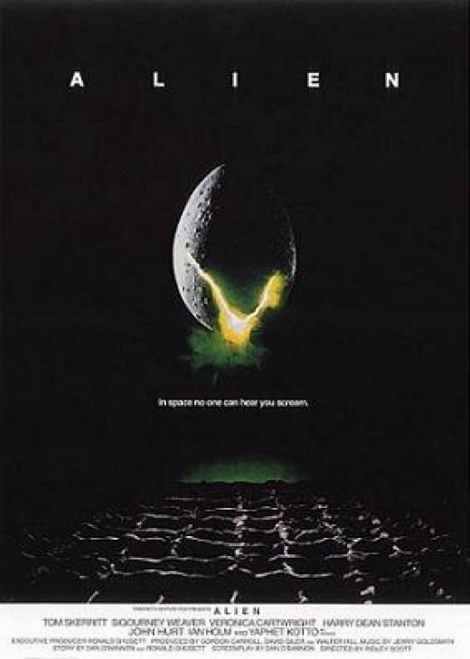 """""""Alien"""" poster"""