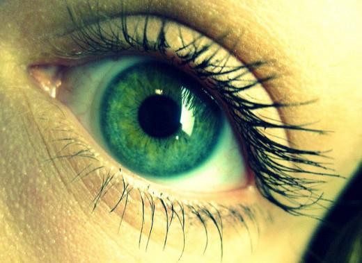 Definitely the 5-Minute Eye.