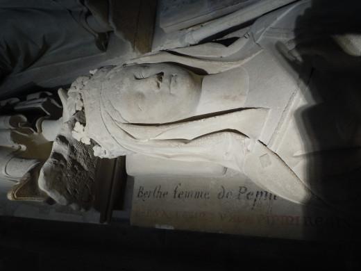 Bertrada II of Laon