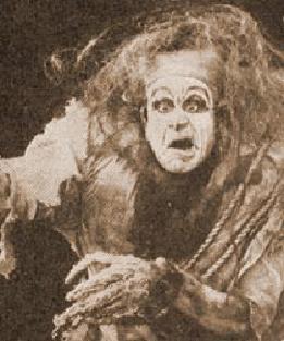 "Thomas Edison's 1910 classic ""Frankenstein"""