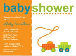 themes for your baby shower