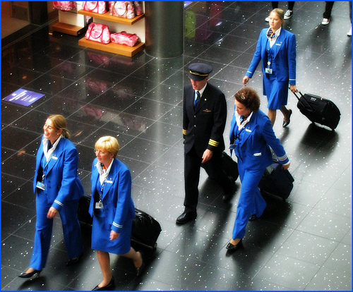 KLM Staff - The Best in Europe