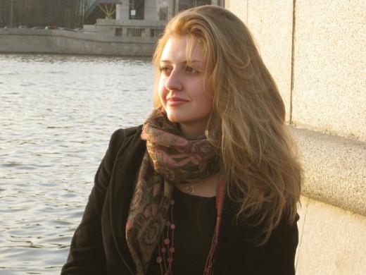 Lucy Oleinik: A Russian  in Kathmandu