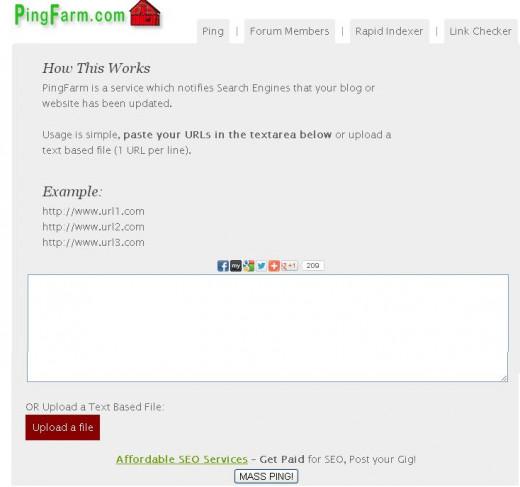 pingfarm.com