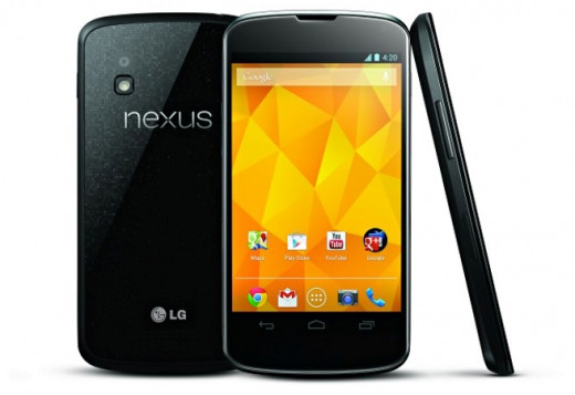 Google Nexus 4 (by LG)
