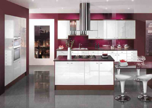 Our perfect kitchen? Yes, but its how we get there that counts! priorysolutionsgroup.com