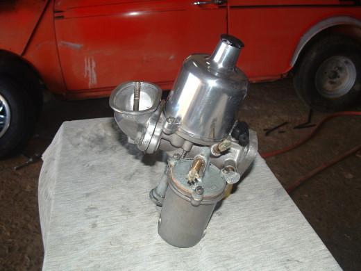 SU carburetor