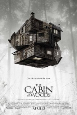 Cabin in the Woods - Not Your Typical Horror Movie