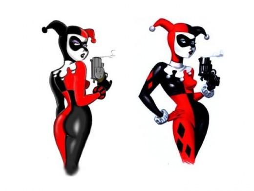 Harley Quinn Original Costume