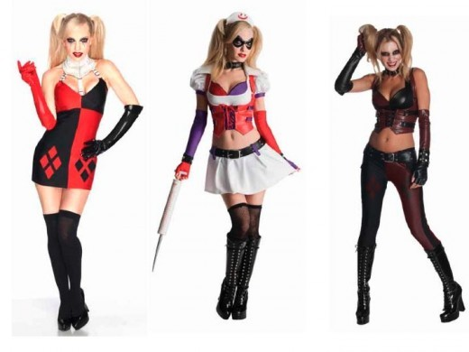 Harley Quinn Halloween Costumes
