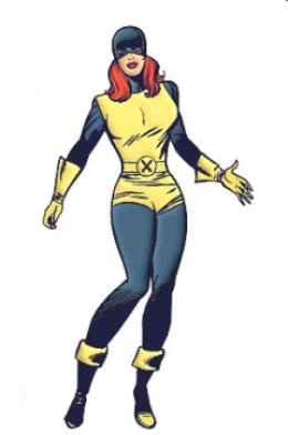 Original Jean Grey / Marvel Girl Costume