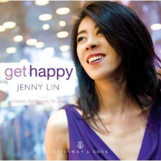 Get Happy, by Jenny Lin