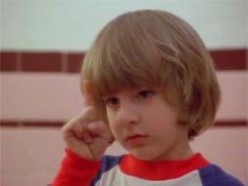 "The Changes in Tony's Identity in ""The Shining"" (from the page to the screen)."
