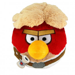 Luke Skywalker Angry Bird Plush