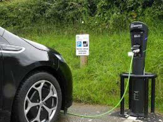 Typical Charging Point