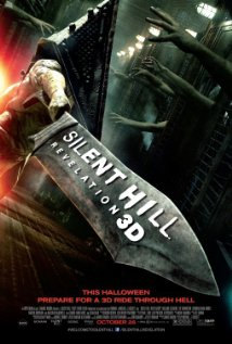 Theatrical poster for Silent Hill: Revelation 3D