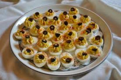 Doubled Eggs Recipe Formerly Know as Deviled Eggs