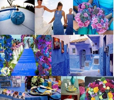 Wedding in Chefchaouen, Morocco.