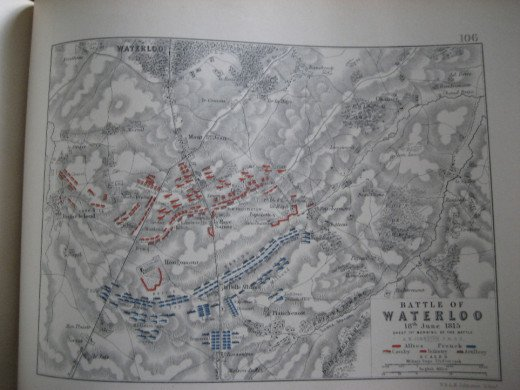 Just as every general needs a detailed map of the field of battle, every marketer needs a detailed definition of the target market for each campaign. (From Atlas to Alison's History of Europe, Alexander Keith Johnston, 1875)