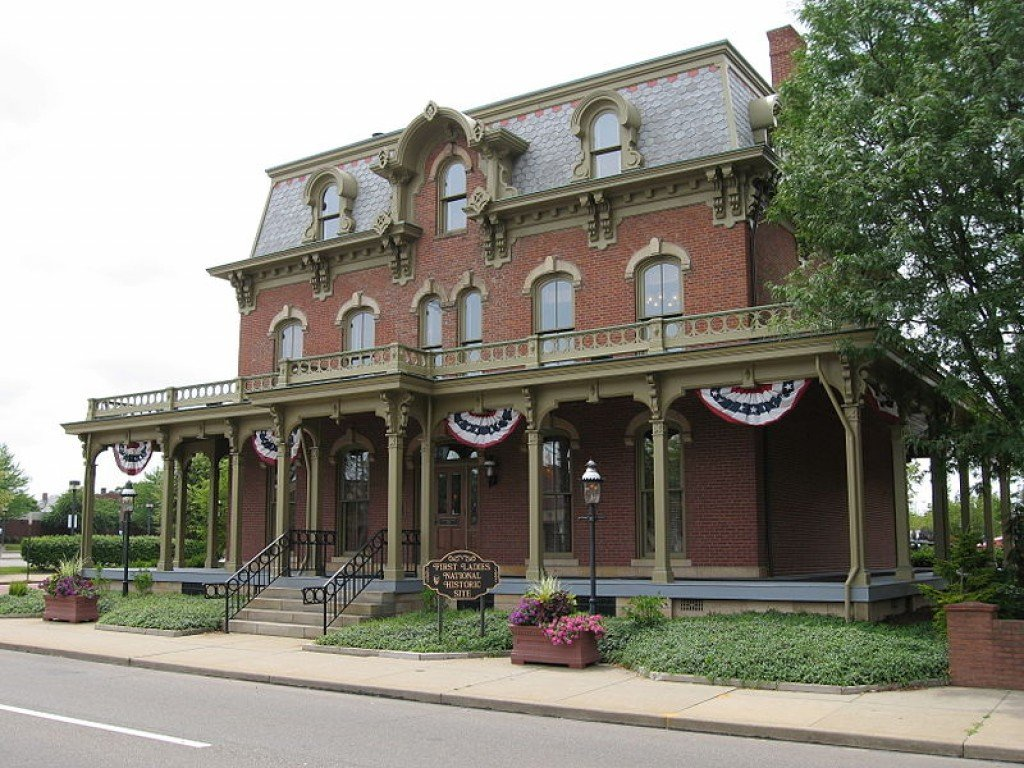 Akron canton ohio museums hall of fame attractions for Home builders in canton ohio