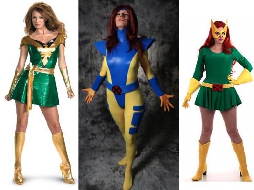 Jean Grey Halloween Costumes
