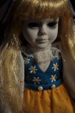 For the Price of Porcelain--A Halloween Short Story