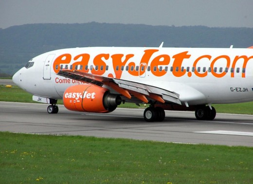Easy Jet? I WISH! Sometimes those LONG flights are hard!