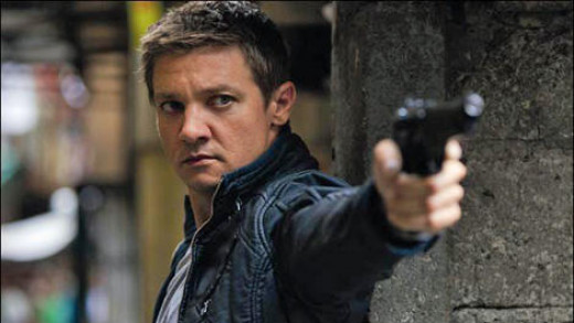 Screen shot from The Bourne Legacy