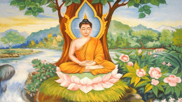 Buddha is one of the greats who meditated on the questions plaguing humanity and came up with a way to the cessation of suffering. We would do well to seek out ways to the cessation of suffering and misery.