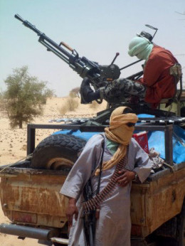 REBELS IN MALI