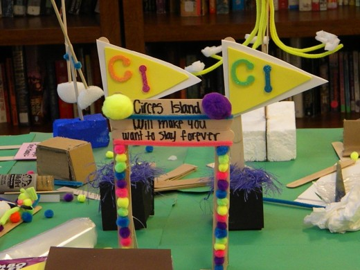 This Odyssey Theme Park Project not only enhances the literaturefor the students, but also offers a variety of writing components while teaching teamwork, support, and perseverance.