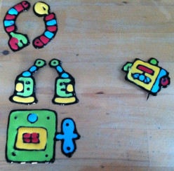 A Review of Klutz Window Art Craft Kit for Kids